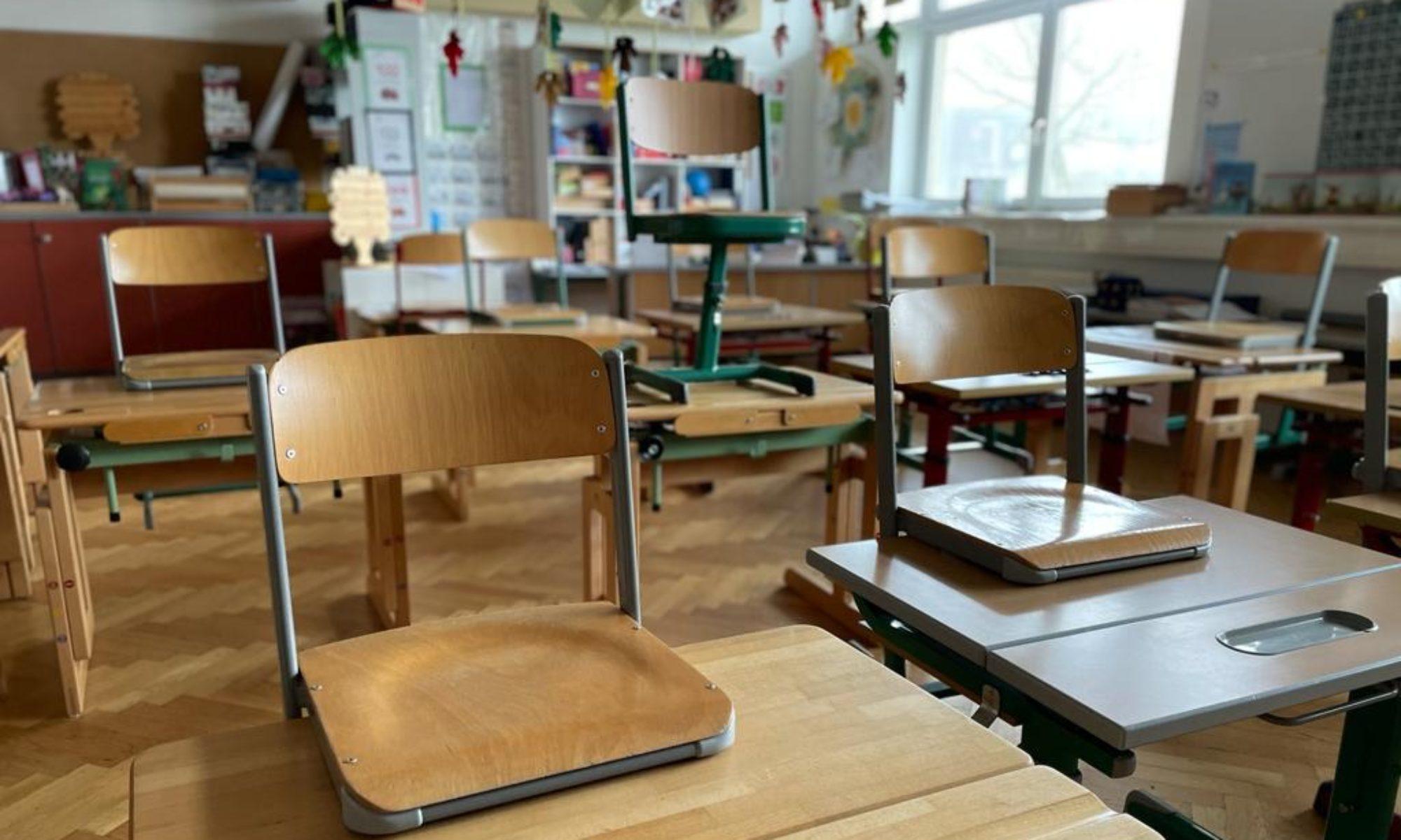 Homeoffice: eingeschränkter Schulbetrieb bis 22.01.2021!